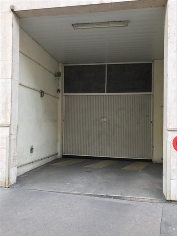 Location parking Paris 14ème 125€ CC - Photo 3