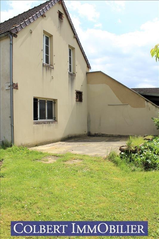 Vente maison / villa Seignelay 148500€ - Photo 11