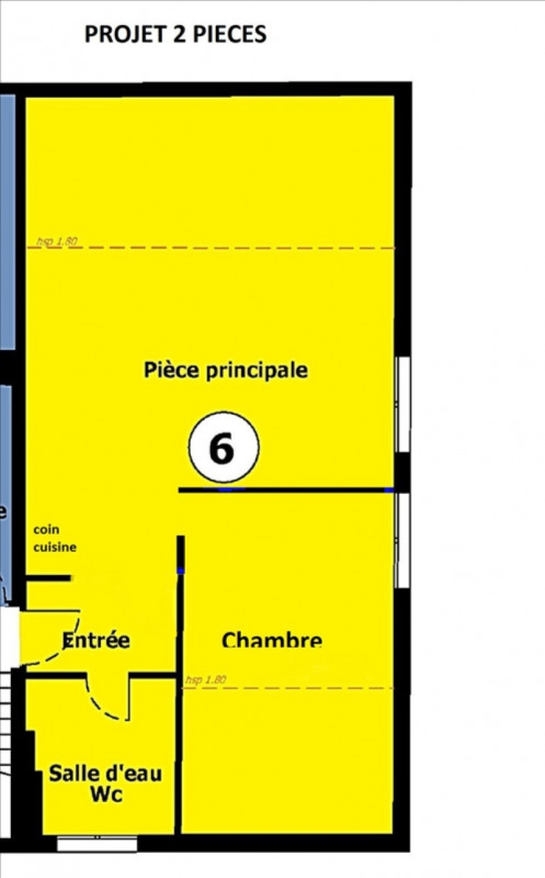 Sale apartment St maur des fosses 150000€ - Picture 5