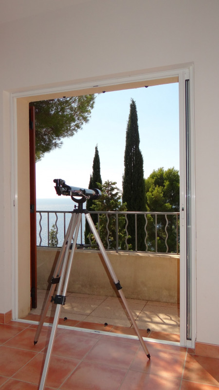 Vacation rental house / villa Cavalaire sur mer 1 500€ - Picture 21