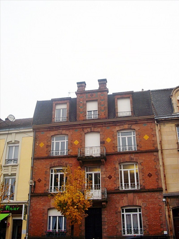 Rental loft/workshop/open plan Raon l etape 520€ CC - Picture 1