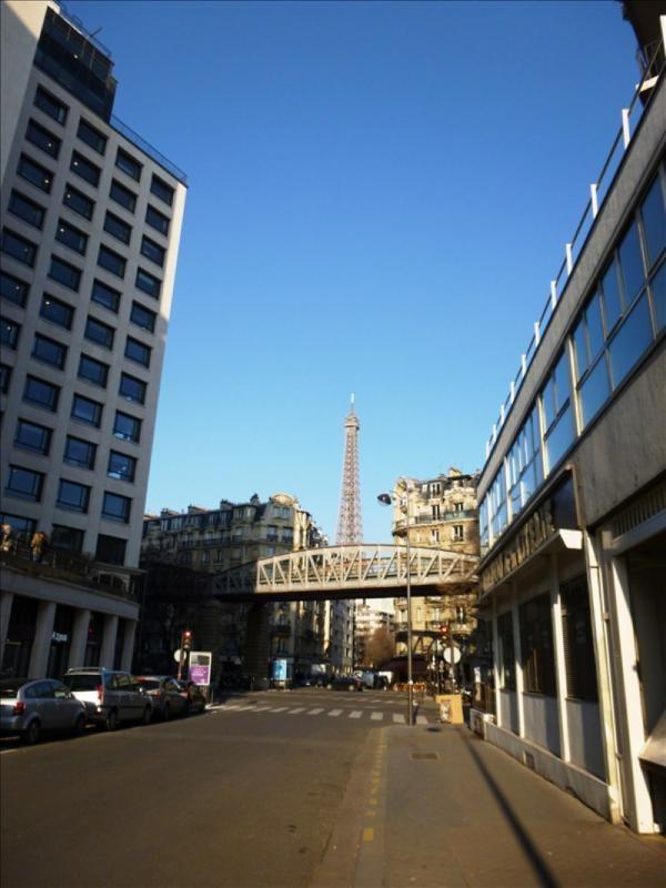 Sale parking spaces Paris 15ème 22500€ - Picture 1
