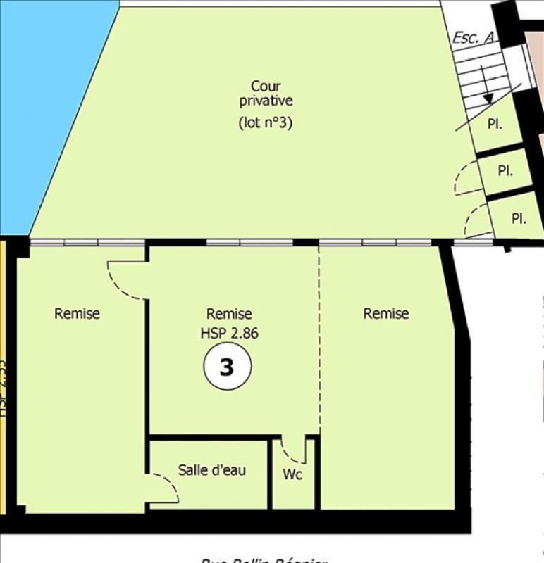 Vente appartement Choisy le roi 250000€ - Photo 10