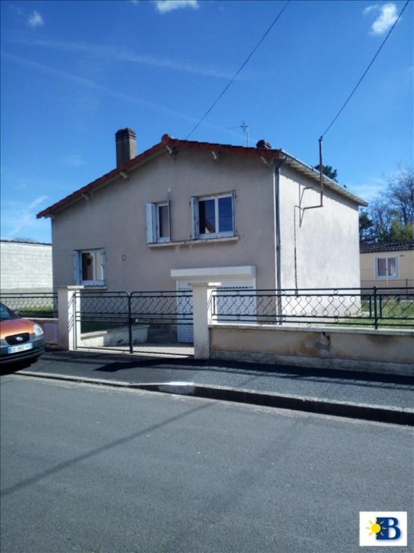 Location maison / villa Chatellerault 590€ CC - Photo 1