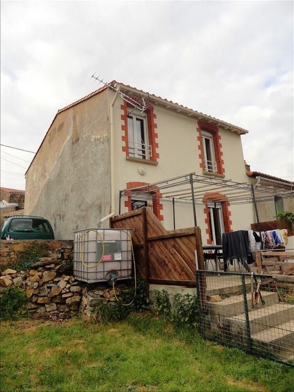 Sale house / villa Tillieres 135900€ - Picture 5