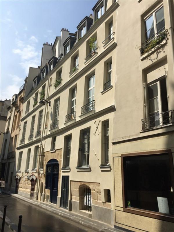 Sale office Paris 6ème 360000€ - Picture 2