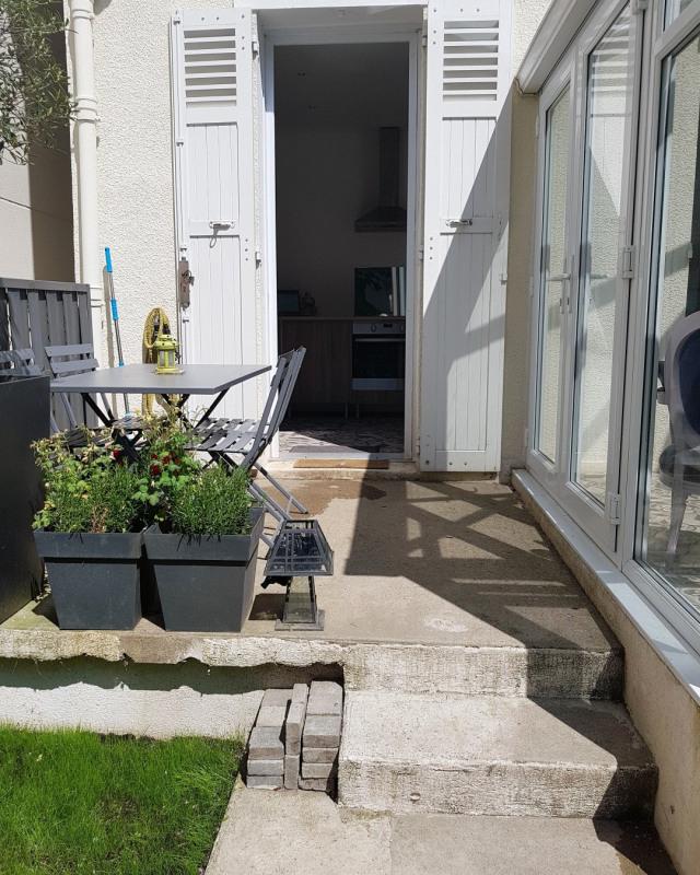 Sale apartment Enghien-les-bains 527000€ - Picture 1