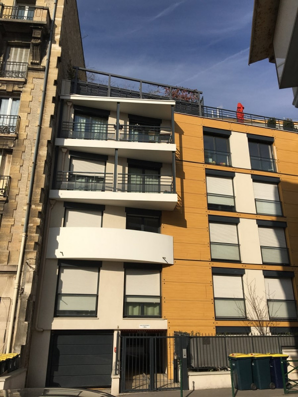 Rental apartment Colombes 625€ CC - Picture 1