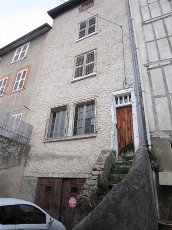 Sale house / villa Thiers 25000€ - Picture 1