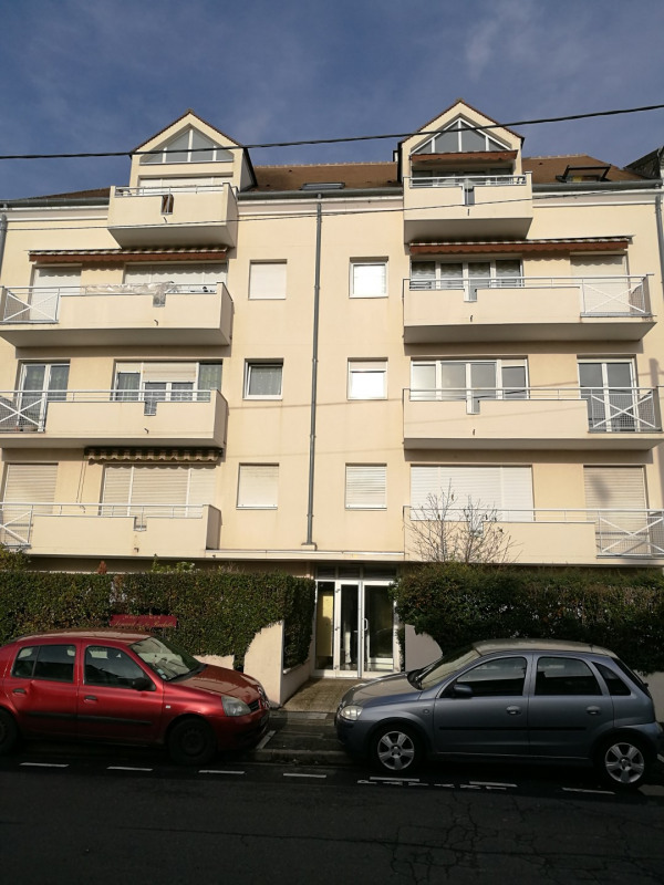 Location appartement Melun 535€ CC - Photo 1