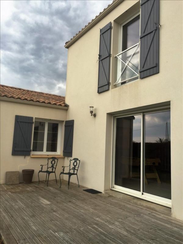 Vente maison / villa Longeville sur mer 249600€ - Photo 1