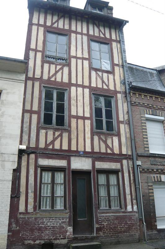 Vente maison / villa Pont audemer 37500€ - Photo 1
