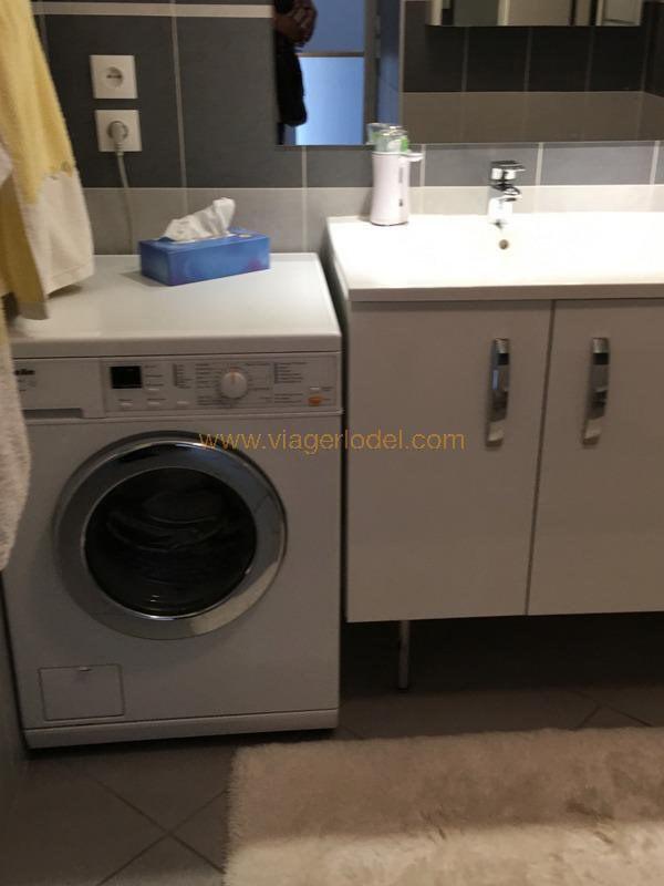 Vendita nell' vitalizio di vita appartamento La farlède 150000€ - Fotografia 9