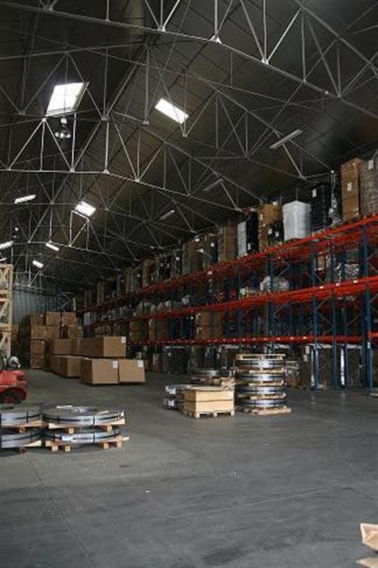Location Local d'activités / Entrepôt Sorbiers 0
