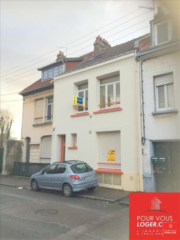 Location appartement Boulogne sur mer 430€ CC - Photo 1