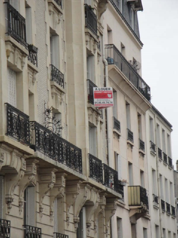 Rental apartment Bois colombes 1550€ CC - Picture 1