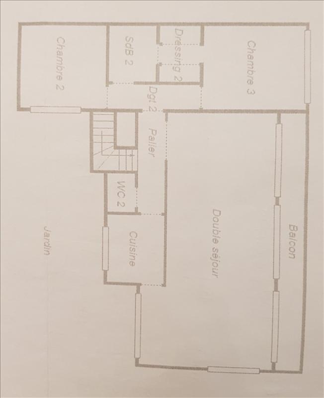 Kapitalanlag mietshaus Vitry sur seine 580000€ - Fotografie 4