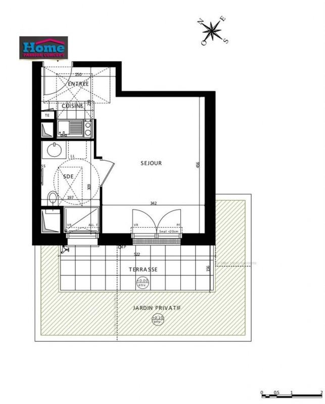 Vente appartement Rueil malmaison 210000€ - Photo 5