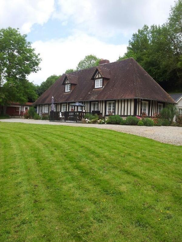 Vente maison / villa Lisieux 373800€ - Photo 9