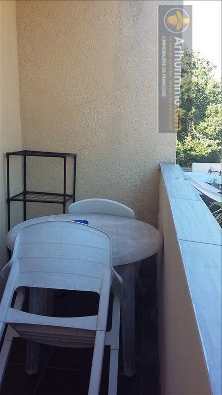 Investment property apartment Rougiers 93 000€ - Picture 3