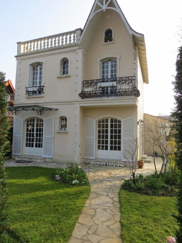 Sale house / villa Maisons-laffitte 997 500€ - Picture 2