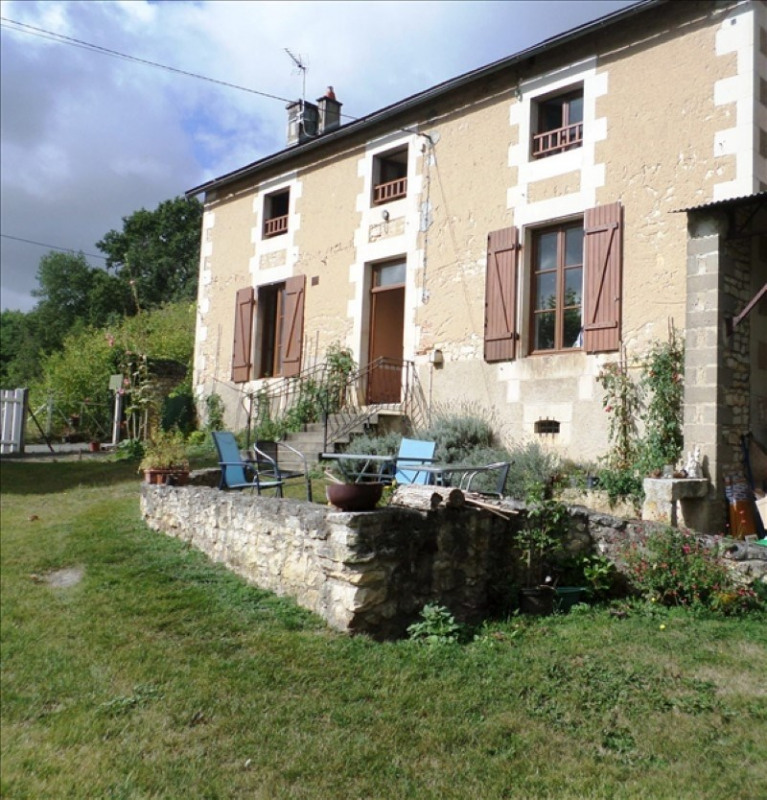 Vente maison / villa Chauvigny 143 000€ - Photo 1