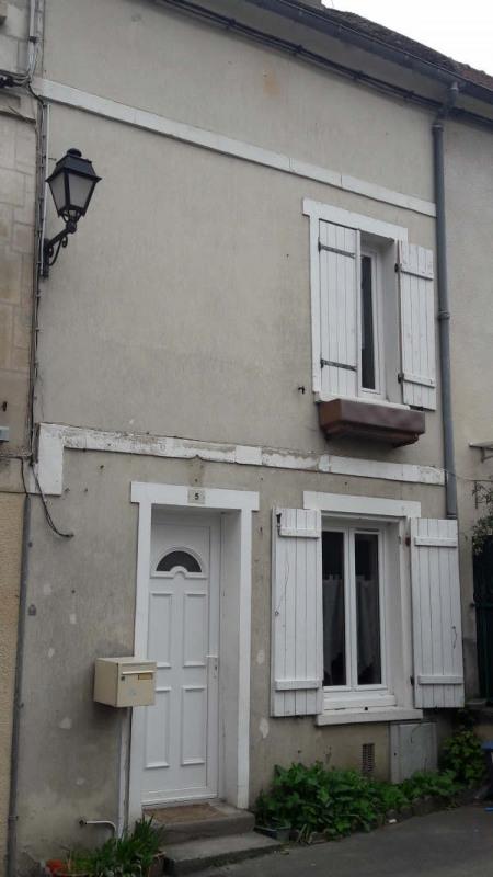 Vente maison / villa Chars 139000€ - Photo 1
