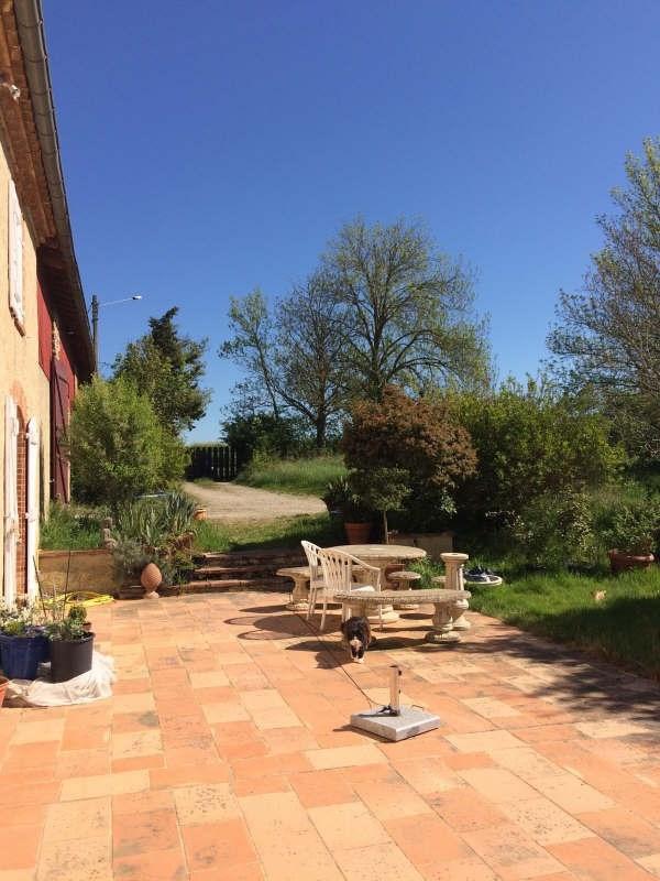 Rental house / villa Villefranche de lauragais 1004€ CC - Picture 2