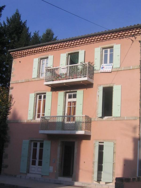 Location appartement Lalevade-d'ardèche 530€ CC - Photo 9