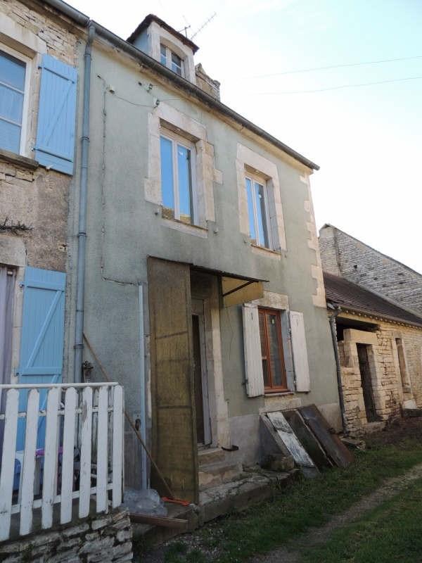 Produit d'investissement maison / villa Poilly sur serein 89000€ - Photo 1