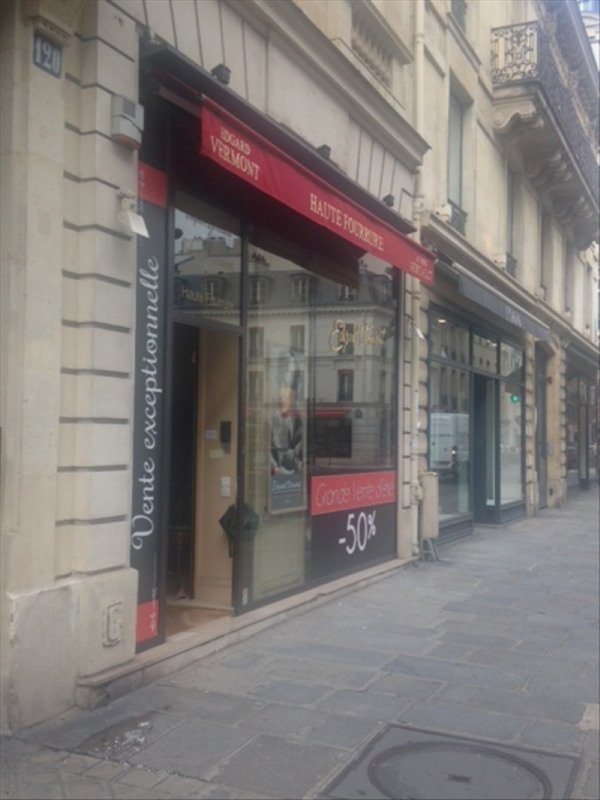 Vente boutique Paris 8ème 392 000€ - Photo 2