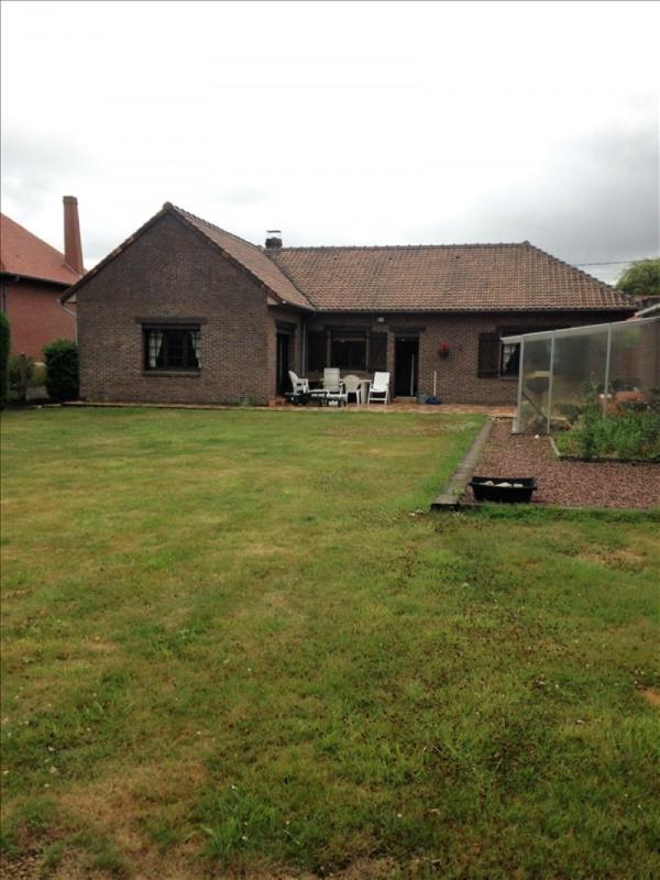 Vente maison / villa Fressain 284000€ - Photo 2