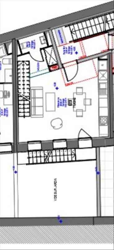 Vente appartement Saussan 210000€ - Photo 3
