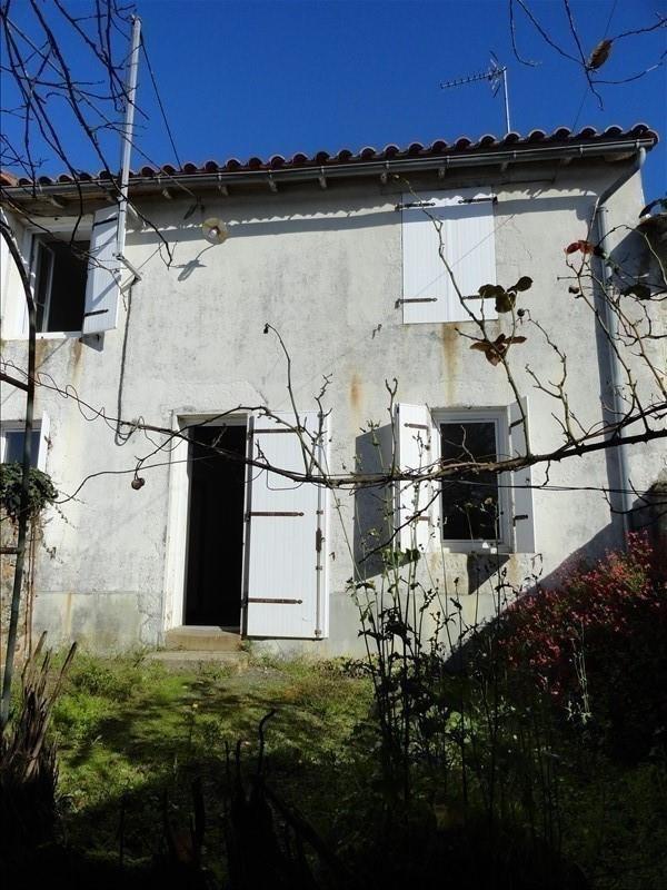 Sale house / villa St crespin sur moine 49500€ - Picture 1