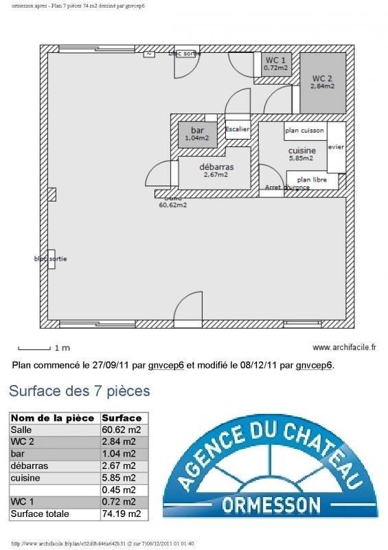 Sale house / villa Ormesson sur marne 430 000€ - Picture 1