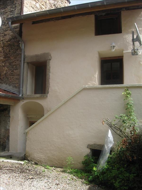 Vente maison / villa Villebois 59000€ - Photo 1