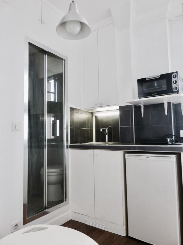 Rental apartment Paris 18ème 540€ CC - Picture 3