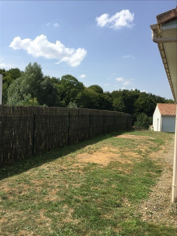 Vente maison / villa Liguge 128000€ - Photo 7