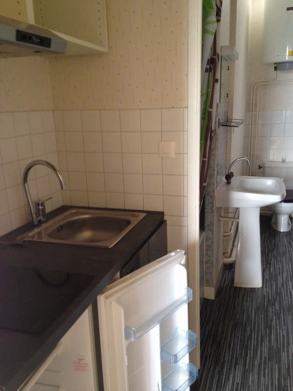 Rental apartment Brest 300€cc - Picture 2