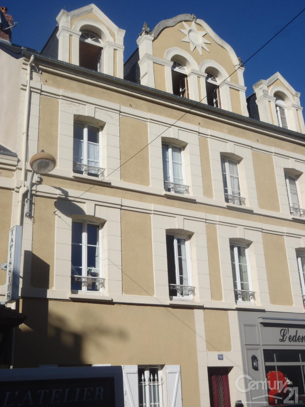 Vente appartement Trouville sur mer 151 000€ - Photo 1