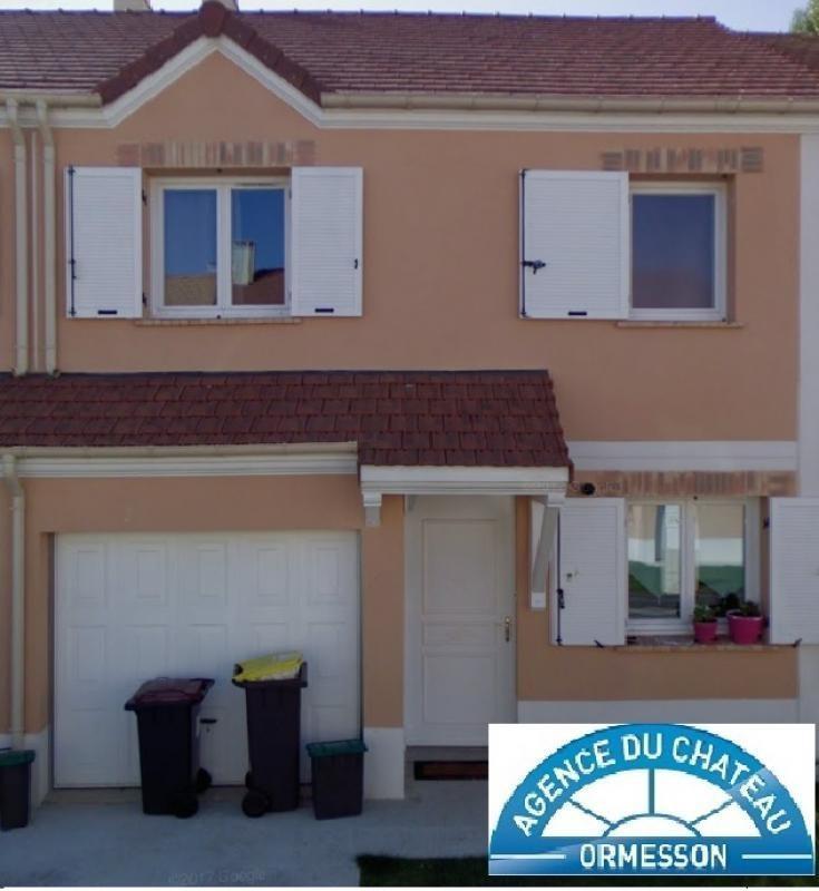 Sale house / villa Pontault combault 310000€ - Picture 1