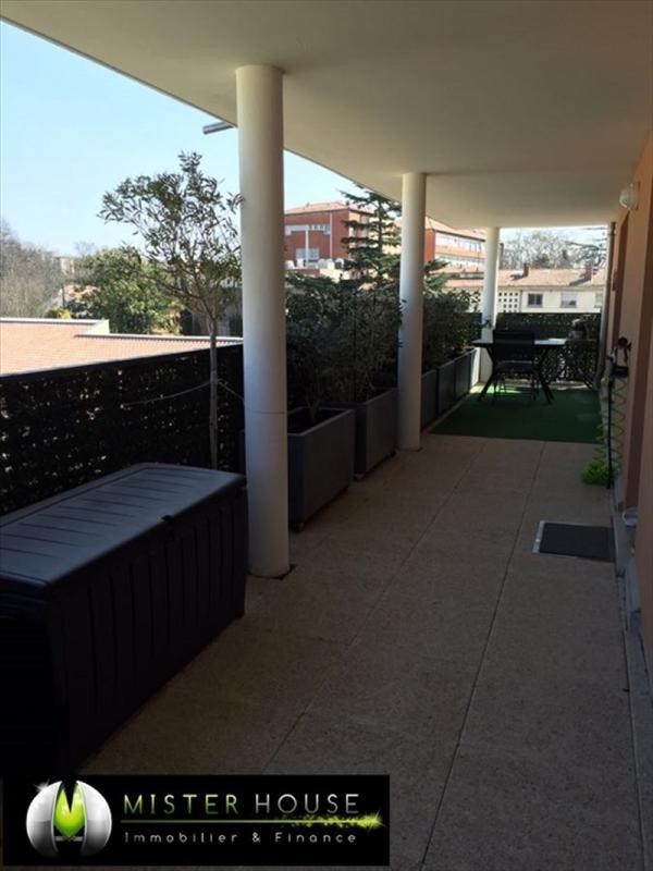 Sale apartment Toulouse 337 000€ - Picture 4
