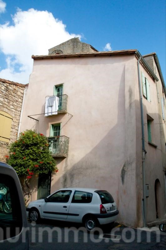 Sale house / villa Soubes 65 000€ - Picture 1