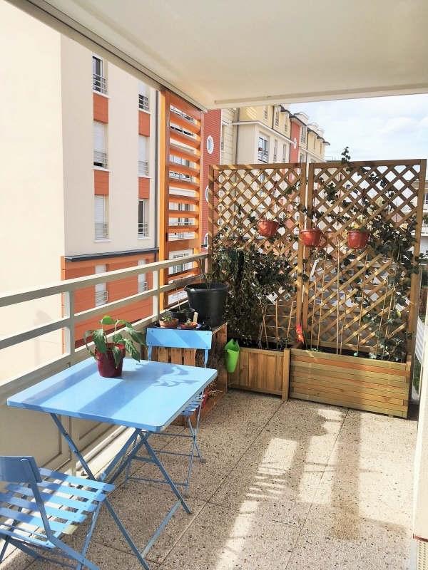 Sale apartment Bezons 310000€ - Picture 2
