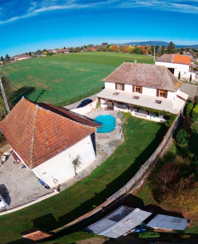 Vente maison / villa Les avenieres 275000€ - Photo 1