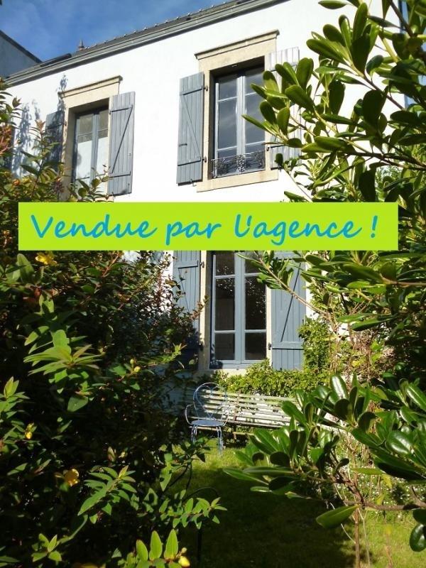 Vente maison / villa Douarnenez 283500€ - Photo 1