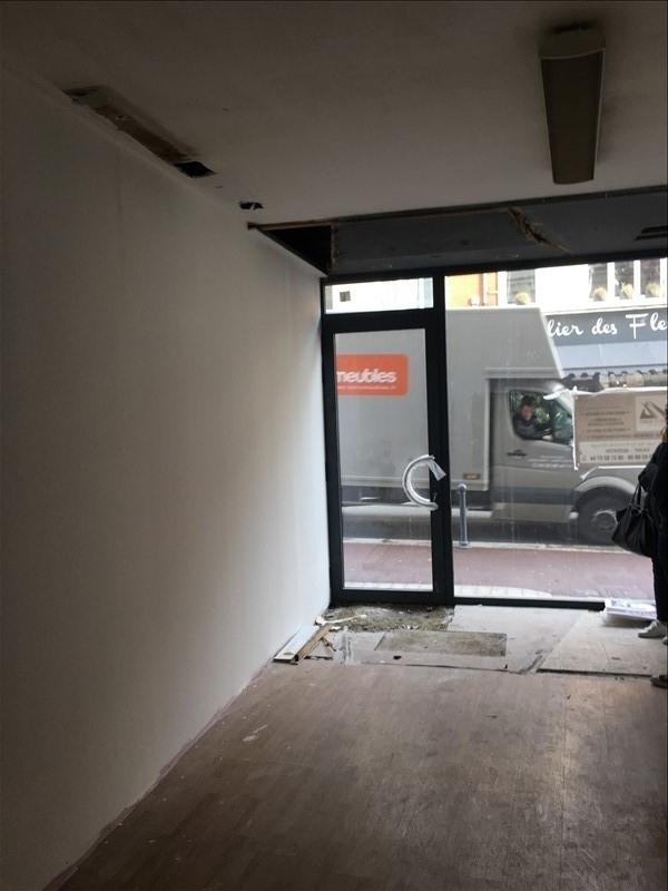 Location local commercial St quentin 350€ HT/HC - Photo 1