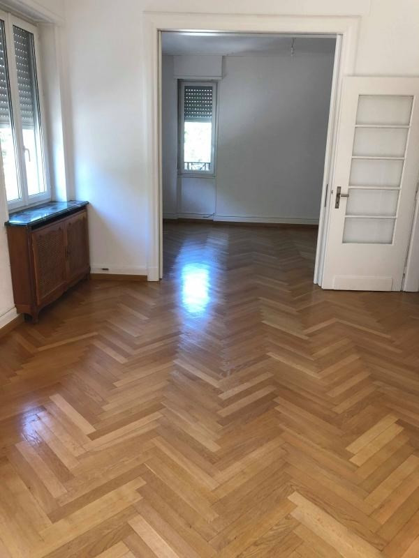 Rental apartment Strasbourg 1 480€ CC - Picture 1