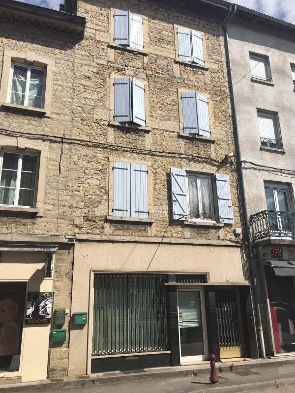 Produit d'investissement appartement Montalieu vercieu 104900€ - Photo 1