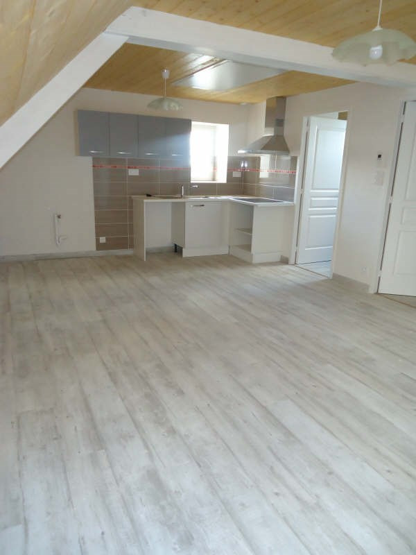 Location appartement Lannilis 310€ CC - Photo 1